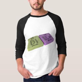 Civière comme bismuth de Bi et heu erbium T-shirt