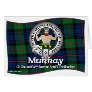 Clan de Murray Carte De Vœux