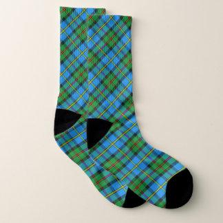 Clan écossais MacLeod de style de plaid de tartan