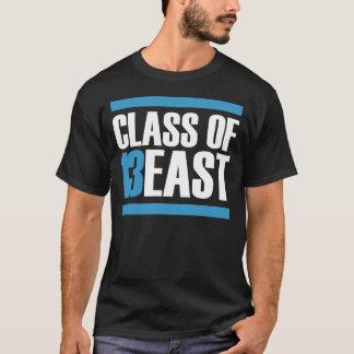 Classe de bête t-shirt