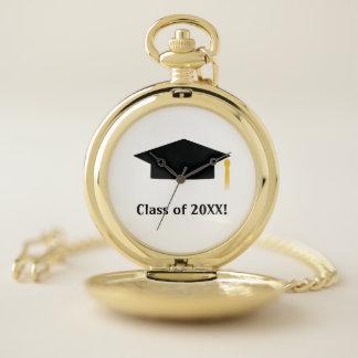 Classe… de montre de poche d'obtention du diplôme