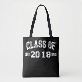 Classe du sac fourre-tout 2018