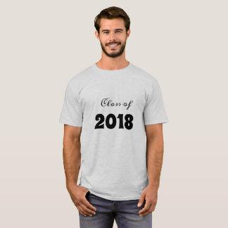 Classe du T-shirt 2018