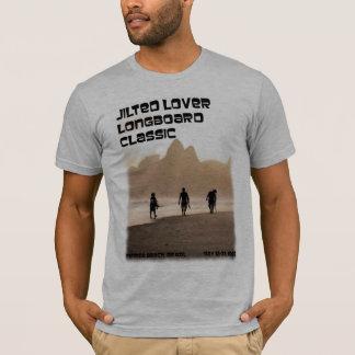 Classique quitté de Longboard d'amant T-shirt