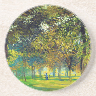 Claude Monet : Allee Du Champ De Foire Dessous De Verre