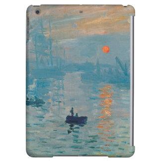 CLAUDE MONET - impression, lever de soleil 1872