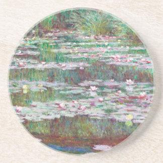 Claude Monet la passerelle japonaise Dessous De Verres