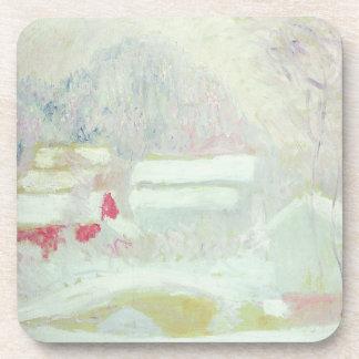 Claude Monet | Sandviken, Norvège Sous-bock
