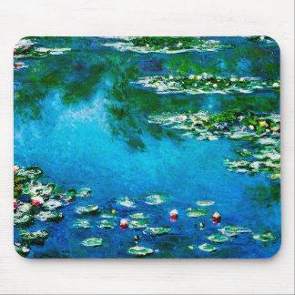 Claude Monet-Water-Lilies Muismat