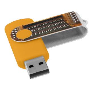 Clavier et arrêts d'organe clé USB 2.0 swivel