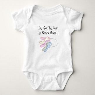 Clé aux T-shirts et aux cadeaux du coeur de Nana
