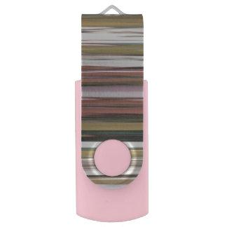 Clé USB #2 abstrait : Tache floue de couleurs d'automne