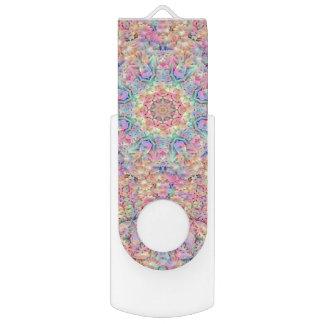 Clé USB Commande hippie     d'instantané   d'USB de
