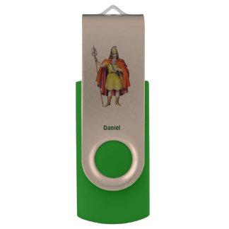 Clé USB COSTUME antique de Britannique de ~ ~Personalised