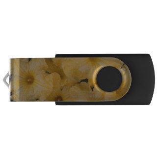 CLÉ USB FLEURS DE CITROUILLE