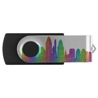 Clé USB Horizon de Cincinnati