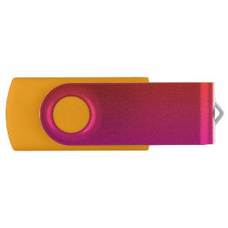 Clé USB Modèle d'image d'arc-en-ciel