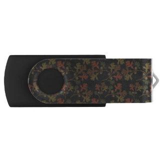 Clé USB Motif de tableau d'automne de thanksgiving