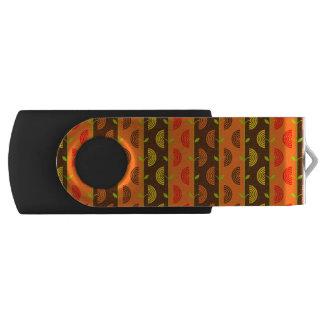 Clé USB Motifs de thème d'automne