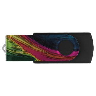 Clé USB Rêves au néon