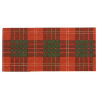 Clé USB Tartan d'écossais de plaid de clan de Crawford
