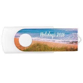 Clé USB Vacances de plage