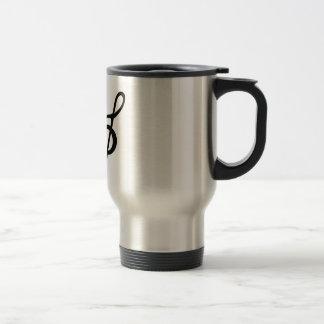 Clef triple mug de voyage