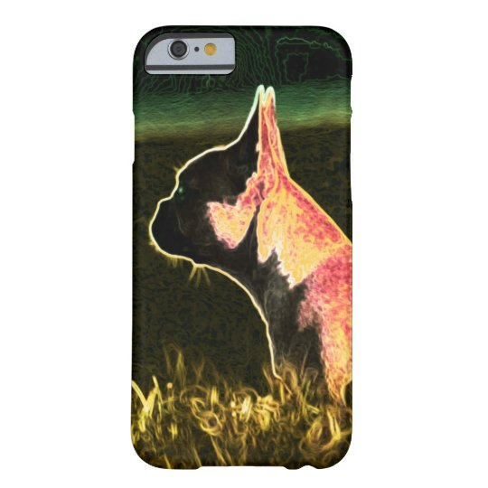 Clémentine art coque iPhone 6 barely there