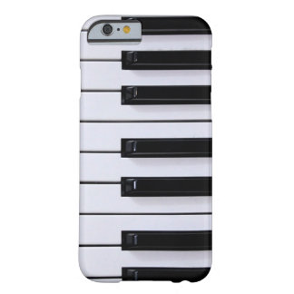 Clés de piano coque iPhone 6 barely there