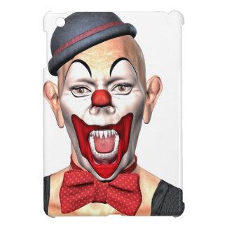 Clown de tueur regardant à l'avant coque iPad mini