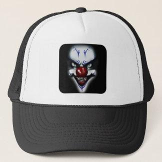 Clown effrayant casquette