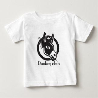 Club d'âne t-shirt pour bébé