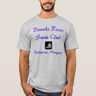 Club de bain du Danube, Budapest, Hongrie T-shirt