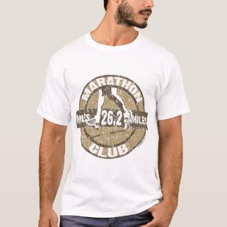 Club de marathon t-shirt
