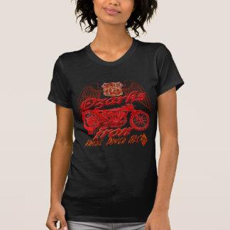 club vintage de moto t-shirt