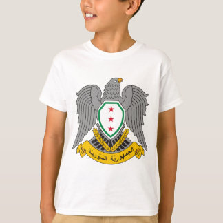 Coat_of_arms_of_Syria-1957 T-shirt