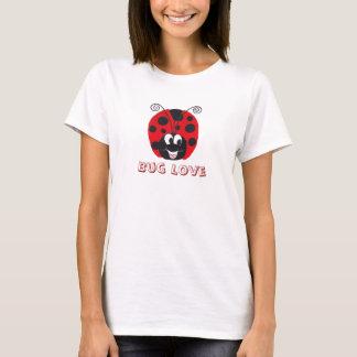 """Coccinelle """"d'insecte heureux"""" - pièce en t t-shirt"""