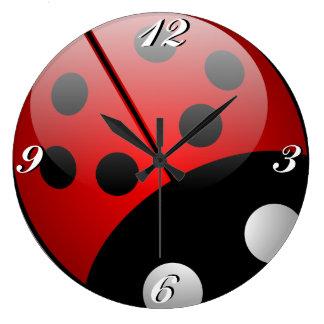 Coccinelle, horloge