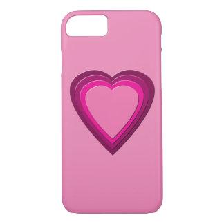 Coeur 5 coque iPhone 8/7