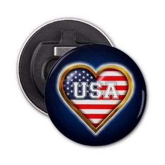 Coeur américain ouvre-bouteilles