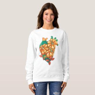 coeur d'automne sweatshirt