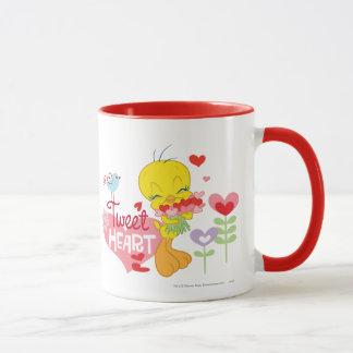 Coeur de bip mug