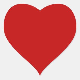 Coeur de Valentine Sticker Cœur