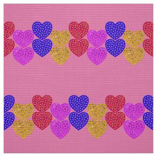 Coeur des coeurs HMC Tissu