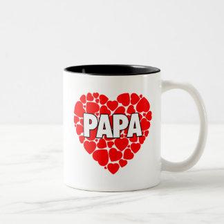 Coeur des coeurs - tasse de papa