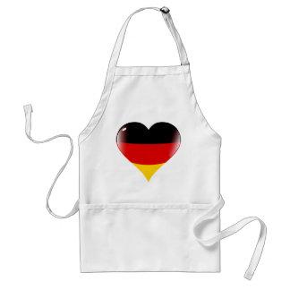 Coeur du Deutschland Tablier