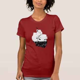 coeur toxique t-shirt