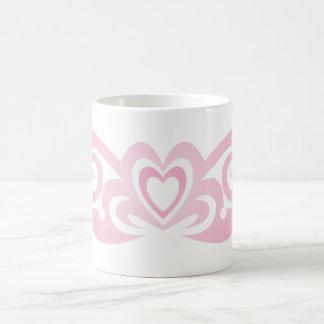 Coeur tribal mug