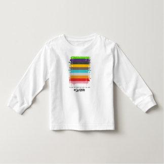 Coffre-fort avec moi T-shirt de douille d'enfant