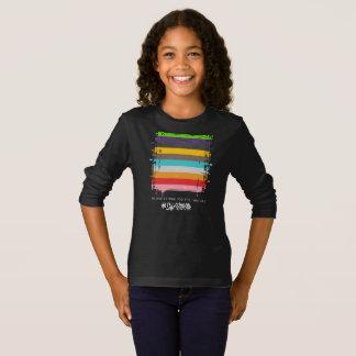Coffre-fort avec moi T-shirt foncé de la douille